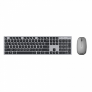 Asus W5000 Keyboard and Mouse Set, Wireless, Keyboard layout English, 460 g, Grey, Mouse included,  39,00