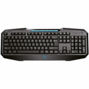 Aula Adjudication expert gaming keyboard Black  14,00