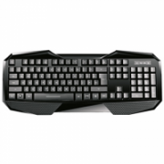 Aula Be Fire expert gaming keyboard, Wired, EN, Black,  25,00