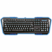 Aula Surprise Evil  SI-855 Gaming keyboard, Wired, Keyboard layout English/Russian, 1,85 m m, Black, 633 g, USB, Yes  38,00