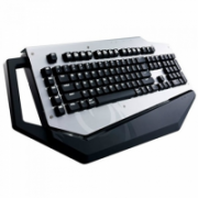 Cooler Master CM Storm MECH Gaming, Wired, EN/RU, Black Cherry swiches, Black, Silver, No, English, Yes, 1.69 kg, USB 2.0 Full Speed, 1.8m length cable  156,00