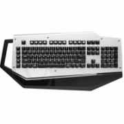 Cooler Master CM Storm MECH, RED Cherry switch  Gaming, Wired, Keyboard layout EN/RU, Black, Silver, English, Numeric keypad, 1.69 kg, USB 2.0 Full Speed, 1.8m length cable  147,00