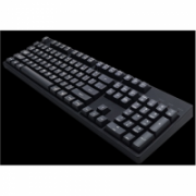 Cooler Master CM Storm QuickFire XT Blue Cherry switches Gaming, Wired, EN, 1.1 kg, USB cable: 1.8m, braided, gold plated, removable, Black, English, Numeric keypad  86,00