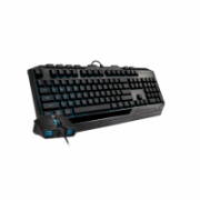Cooler Master Gaming Combo With Color Devastator 3 Plus Gaming set (Keyboard and mouse), Wired, Keyboard layout US, RGB LED light, USB, Numeric keypad  40,00