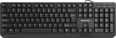 DEFENDER Wired keyboard OfficeMate HM-71