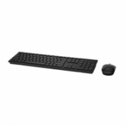 Dell KM636 Wireless Keyboard and Mouse Set, USB, Keyboard layout US/LT, Wireless connection  29,00