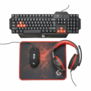 Gembird GGS-UMG4-01 Ultimate 4-in-1 Gaming kit  30,00