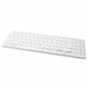 Logilink Keyboard Slim ID0110 Bluetooth Keyboard, Wireless, White, Bluetooth, No, Wireless connection Yes, Numeric keypad, 299 g  22,00