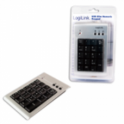 "Logilink Numeric Keypad USB Multimedia, Wired, 1.5 "", No  9,00"
