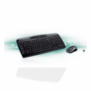 Logitech MK330 Wireless Mouse+keyboard, Wireless, Keyboard layout US, Black, Mouse included, Numeric keypad  49,00
