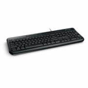 Microsoft ANB-00021 Wired Keyboard 600 Multimedia, Wired, Keyboard layout EN, 2 m, Black, English, 595 g  17,00
