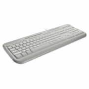 Microsoft ANB-00032 Wired Keyboard 600 Standard, Wired, Keyboard layout EN, 2 m, White, English, 595 g  17,00