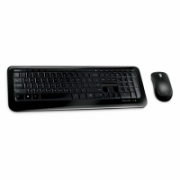 Microsoft Keyboard and mouse 850 with AES PY9-00015 Wireless, Wireless, Keyboard layout EN/RU, USB, Black, No, Wireless connection Yes, Mouse included, EN, Numeric keypad  36,00