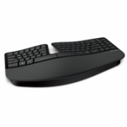 Microsoft L5V-00021 Sculpt Ergonomic Multimedia, Wireless, Keyboard layout EN, Black, Batteries included, Mouse included  102,00
