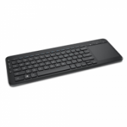 Microsoft N9Z-00022 Multimedia, Wireless, EN, Mouse included, 434 g, Graphite, UK English,  39,00