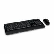 Microsoft PP3-00023 WrlssDsktp3050 with AES USB Eng IN CD Multimedia, Wireless, Keyboard layout EN, US International  52,00