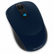 Microsoft Sculpt Mobile Mouse Black, Blue, No, Wireless connection  27,00