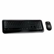 Microsoft Wireless Desktop 850 (AES) Wireless, Keyboard layout QWERTY, English,Danish,Finnish,NO/SV, Numeric keypad, Black, Mouse included, 601 g  35,00