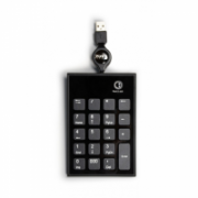PORT CONNECT Numeric Keypad Wired - Bulk USB  21,00