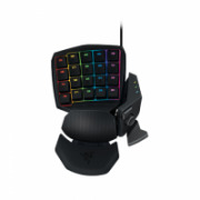 Razer Orbweaver Chroma Keypad, Gaming, Mechanical, RGB LED light Yes, (Multi-color), Wired, Black  133,00