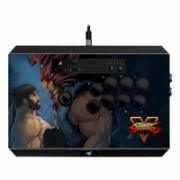 Razer Stick Street Fighter V Panthera Arcade, Black with uniqe commissioned artwork, Wired, USB, Stick for PlayStation4  214,00