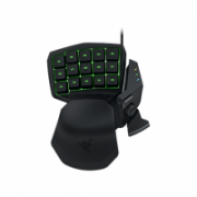 Razer Tartarus Chroma, Gaming, Mechanical, RGB LED light Yes, (Multi-color), Wired, Black  91,00