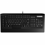 SteelSeries Apex 300 Gaming, Wired, Keyboard layout EN/DK/FI, 1.8 m, Black, Danish, Finnish, Ice, Numeric keypad, 1.23 kg  84,00