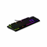 SteelSeries Apex 750, Gaming, US, Mechanical, RGB LED light Yes (multi color), Wired, Black  179,00