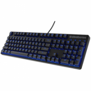 SteelSeries APEX  M400 Gaming, Wired, Keyboard layout US, 1.8 m m, Black, 1.23 kg, Single color blue backlit,  113,00