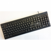Super power Keybord KB-2019 Black, USB, EN/RU layout, Silk Printing Super power Standard, Wired, Keyboard layout EN/RU  4,90