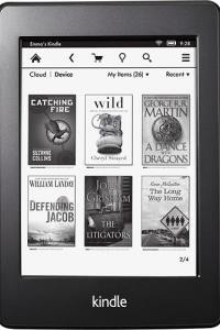 "AMAZON Kindle Paperwhite 2 6"" [spons]"