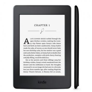 eReader Amazon Kindle Paperwhite 3 2015, 6'' HD E-ink, 4GB, WiFi, WITHOUT ADDS