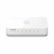 D-Link Switch DES-1005C Unmanaged, Desktop, 10/100 Mbps (RJ-45) ports quantity 5, Power supply type Single  10,00