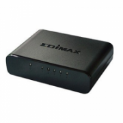 Edimax Switch ES-3305P Unmanaged, Desktop, 10/100 Mbps (RJ-45) ports quantity 5, Power supply type Single  11,00