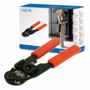 Logilink Crimping tool for RJ45 with cutter metal  7,00