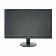 "AOC e2070Swn 19.5 "", TN, 1600 x 900 pixels, 16:9, 5 ms, 200 cd/m², Black, VGA  69,00"