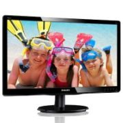 "LED MVA 19.5"" 200V4QSBR/00 16:9 FHD 1920x1080p 10M:1 (typ 3000:1) 250cd 8ms 178/178 VGA/DVI, c:Black  85,00"