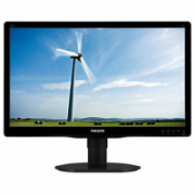 """Philips 19.5"""" / 49.5 cm """", 16:9, 5-15 ms ms, Black, • Signal Input: DVI-D (digital, HDCP), VGA (Analog )• Sync Input: Separate Sync, Sync on Green• Audio (In/Out): PC audio-in  91,00"""