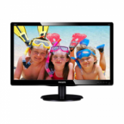 "Philips 200V4LAB2/00 19.5 "", 1600 x 900 pixels, 16:9, LED, TFT, 5 ms, 200 cd/m², Black  92,00"