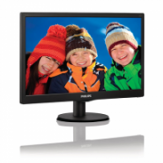 "Philips 203V5LSB26/10 19.5 "", TN, HD ready, 1600 x 900 pixels, 16:9, 5 ms, 200 cd/m², Black  82,00"