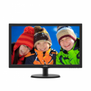 "Philips 223V5LHSB2/00 21.5 "", TN, FHD, 1920 x 1080 pixels, 16:9, 5 ms, 200 cd/m², Black, HDMI, VGA  80,00"