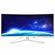 "Philips 349X7FJEW/00 34 "", VA, WQHD, 3440 x 1440 pixels, 21:9, 4 ms, 300 cd/m², White  463,00"