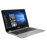 "Asus VivoBook Flip 14 J401MA-EC083TS Light Grey, 14.0 "", Touchscreen, FHD, 1920 x 1080 pixels, Gloss, Intel Celeron, N4000, 4 GB, LPDDR4 on board, Intel HD, Without ODD, Windows 10 S, 802.11 ac, Bluetooth version 4.1, Keyboard language English, Russian, B  376,00"
