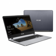"Asus VivoBook X507MA Star Grey, 15.6 "", FHD, 1920 x 1080 pixels, Matt, Intel Celeron, N4000, 4 GB, DDR4, HDD 500 GB, 5400 RPM, Intel HD, Without ODD, Windows 10 Home, 802.11 b/g/n, Bluetooth version 4.0, Keyboard language English, Battery warranty 12 mont  358,00"