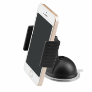 Acme PM2204 Black, Adjustable, 360 °, Clamp dash smartphone car mount, Installation: windshield/dashboard, Mount dimensions: 90 (H) x 68 (W) x 100 (D) mm, Clamp arms width: 56–95 mm  13,00
