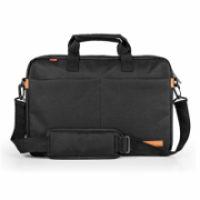 "Acme Right Now 16M52 Fits up to size 15.6 "", Black, Polyester, Shoulder strap, Messenger - Briefcase  14,00"