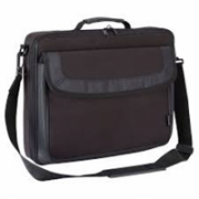 "Targus Classic Clamshell Case Fits up to size 15.6 "", Black, Shoulder strap, Messenger - Briefcase  13,00"