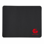 Gembird Gaming mouse pad, MP-GAME-S, Black, 200 x 250 x 3 mm  4,00