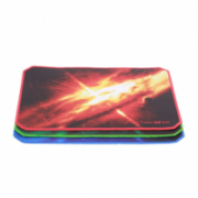 Gembird Gaming mouse pad with anti-fraying edges ACT-MPG-M 250 x 350 mm, Black  4,00