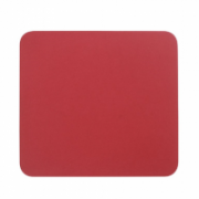 Gembird MP-A1B1-DR Dark red, Cloth mouse pad, 220 x 250 x 4 mm  3,00